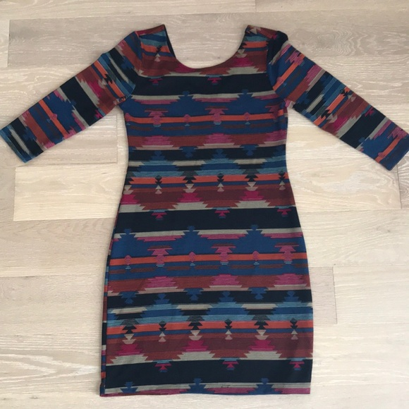 American Rag Dresses & Skirts - American Rag Boho Dress